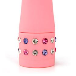 Traditional vibrator - Jenna's velvet jewels royal - view #2