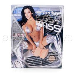 Realistic vagina - Mercedez UR3 pussy and anus - view #5