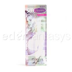 Traditional vibrator - Dasha UR3 soft sleeve and vibrator - view #3