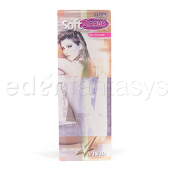 Traditional vibrator - Janine UR3 soft sleeve and vibrator - view #4
