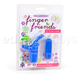 Finger massager - Bunny finger friend - view #4