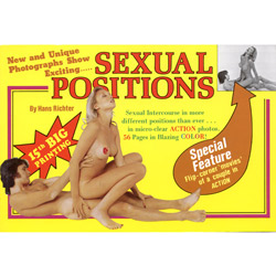 Sexual positions book I - Libro