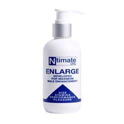 Lubricant - Ntimate OTC male enhancer - view #1