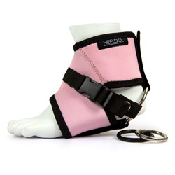 Heeldo strap-on harness