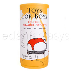 Sensual kit - Toys for boys - view #5