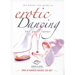 Erotic Dancing For Your Lover - dvd