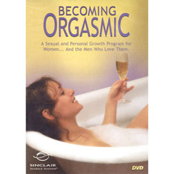 Becoming Orgasmic DVD - DVD