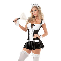 Maid for fun - sexy costume