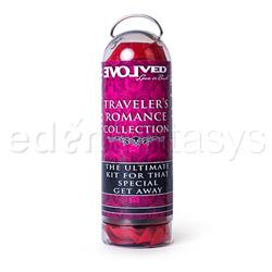 Vibrator kit  - Traveler's romance collection kit - view #4