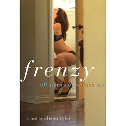 Frenzy. 60 Stories of Sudden Sex - erotic book