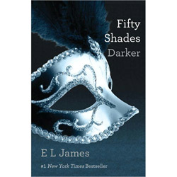 Fifty Shades Darker: Book Two - erotic book