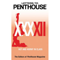 Letters to penthouse XXXXII - erotic book