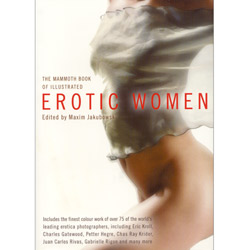 The Mammoth Book of Illustrated Erotic Women - erotic book