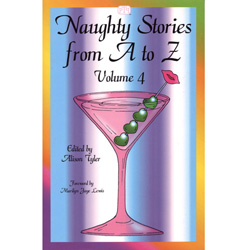 Naughty Stories from A to Z: Volume 4 - book