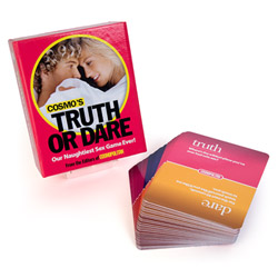 Cosmo's truth or dare - love game