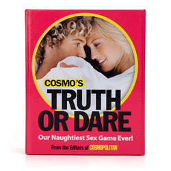 Adult game - Cosmo's truth or dare - view #2