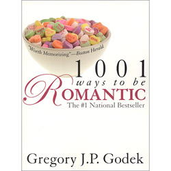 1001 Ways To Be Romantic - book
