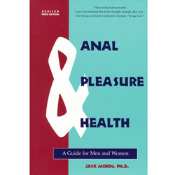Anal Pleasure & Health - book