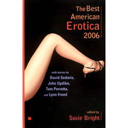 The Best American Erotica 2006 - Book