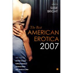 Best American Erotica 2007 - Book