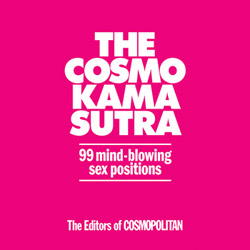 The Cosmo Kama Sutra - erotic book