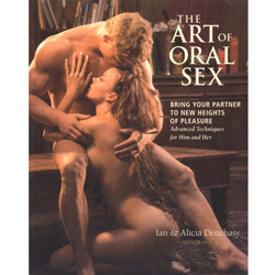 The Art Of Oral Sex - Book
