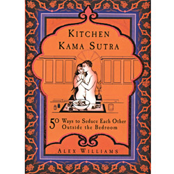 Kitchen Kama Sutra - Book