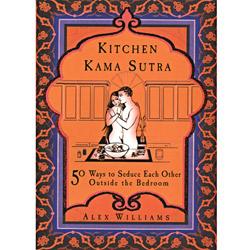 Kitchen Kama Sutra - book