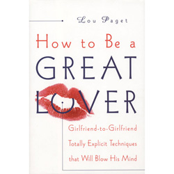 How to Be a Great Lover - book