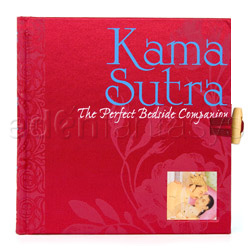 Kama Sutra: The Perfect Bedside Companion - erotic book