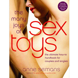 The Many Joys of Sex Toys - Book
