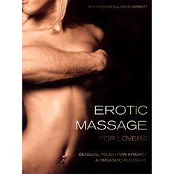 Erotic Massage for Lovers - Book