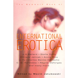 Mammoth Book of International Erotica