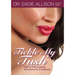 Tickle my tush - erotic book