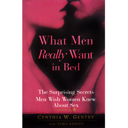 What Men Really Want in Bed - book