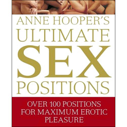Anne Hooper's Ultimate Sex Positions - book