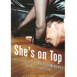 She's On Top - Book