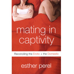 Mating in Captivity - book