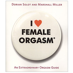I Love Female Orgasm - book