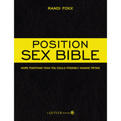 Position sex bible - book