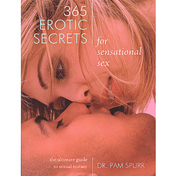 365 Erotic Secrets for Sensational Sex - book