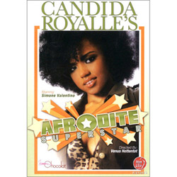 AfroDite Superstar - erotic video