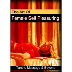 The Art of Female Self Pleasuring - DVD