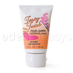 Tasty twist - water based lube