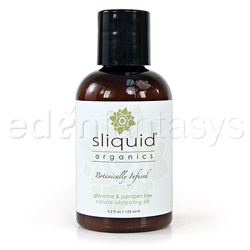 Sliquid organics silk - water based lube