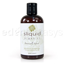 Sliquid organics silk - lubricant