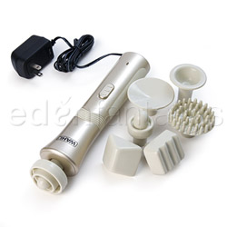 Wahl Mini Wand rechargeable massager kit - sex toy