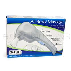Wand massager - Wahl 2-Speed massager kit - view #4