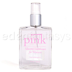 Pink - silicone based lube