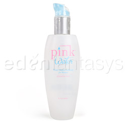 Pink Water - water based lube